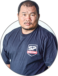 Apichai Professional Muay Thai / K-1 Trainer at Sportpoint Pattaya