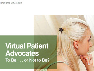 Virtual Patient Advocates