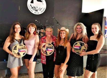Texas Sounds International Country Music Awards