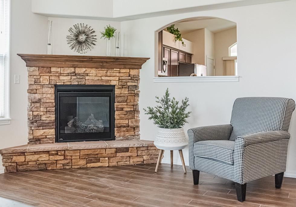 Monarch Fireplace