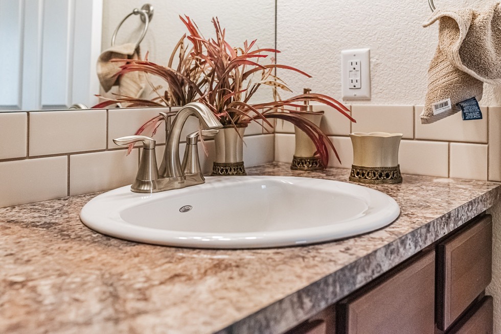 Durango Bathroom Detail