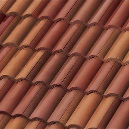 Tile Roof; Lifetime Warranty; Domega Homes, New Construction