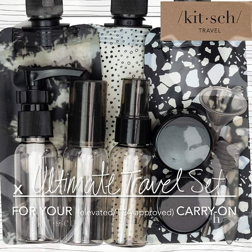 Kitsch Jetsetter Travel Package