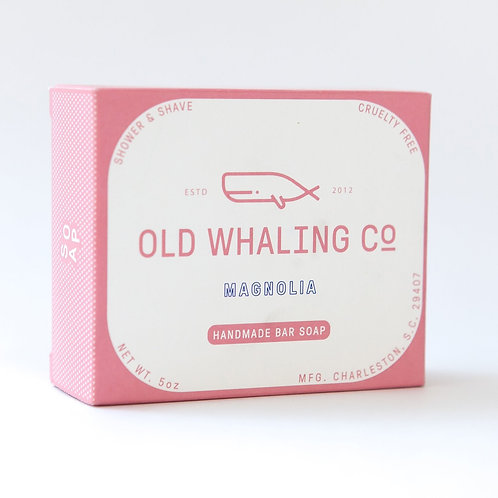 Old Whaling Company Bar Soap