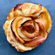 Apple & Cinnamon Rose Tartlets