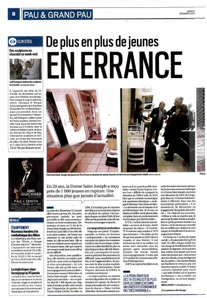 Communiqué de presse Jurançon