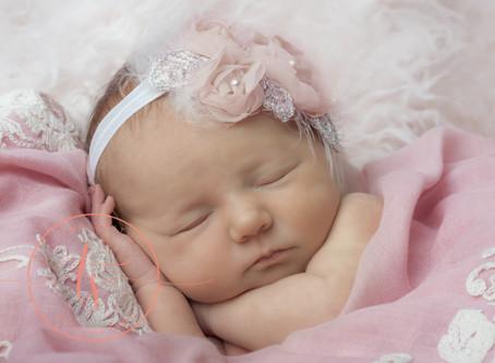 Crestview Newborn Photographer Baby E