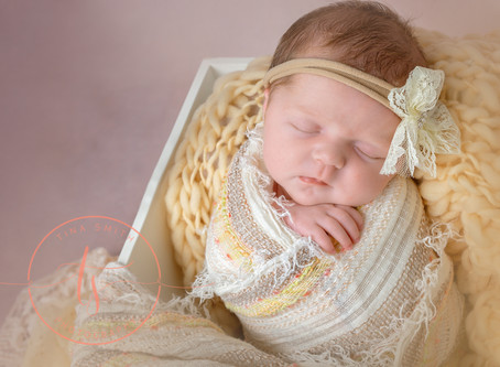 Miss P Defuniak Springs New Born Photography