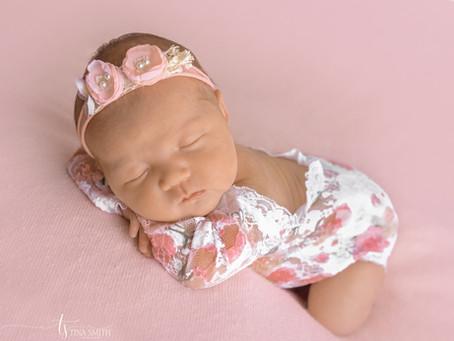 Baby A Fort Walton Beach Newborn Photographer