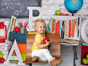 preschool photographer pk graduation pho