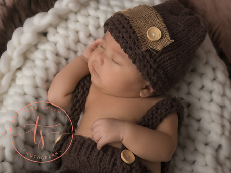 Baby C Niceville Newborn Photography