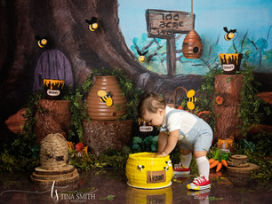 defuniak springs photography cake smash