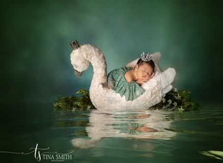 Niceville Newborn Photographer Baby A 3 weeks old.