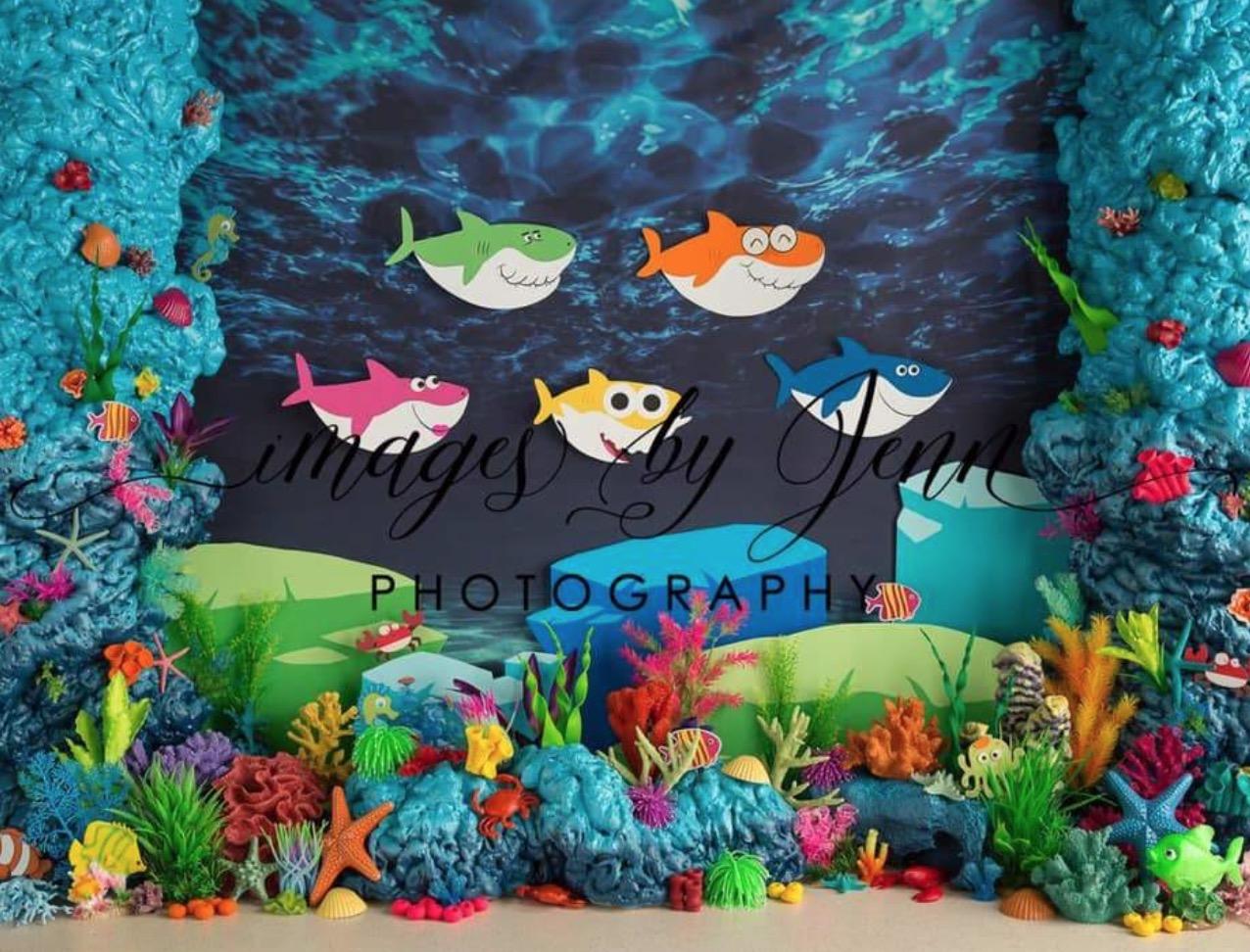 Baby Shark Doo Doo Doo 6x8