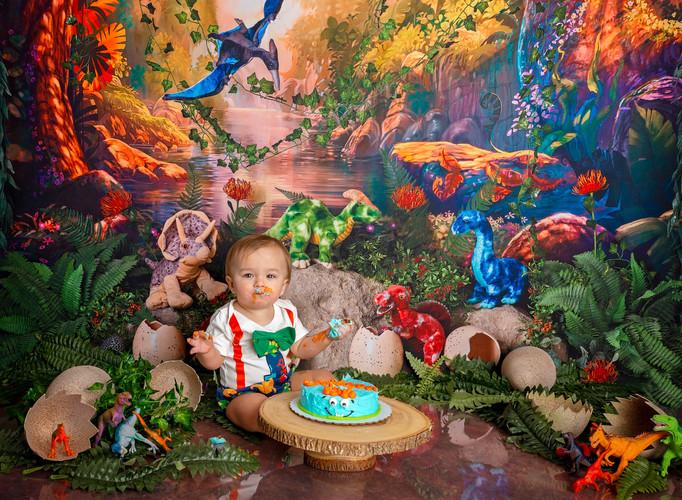 freeport studio childrens photographycake smash