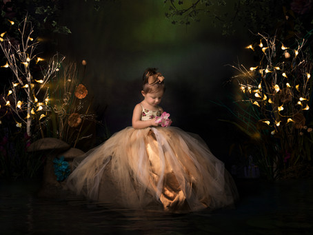 Fairy Emmy 2 year mini session