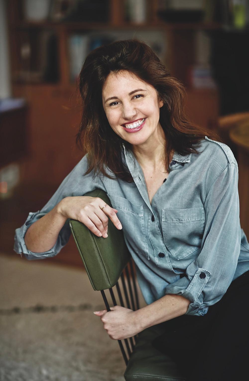 Catherine Taret, auteure de Il n'est jamais trop tard pour éclore