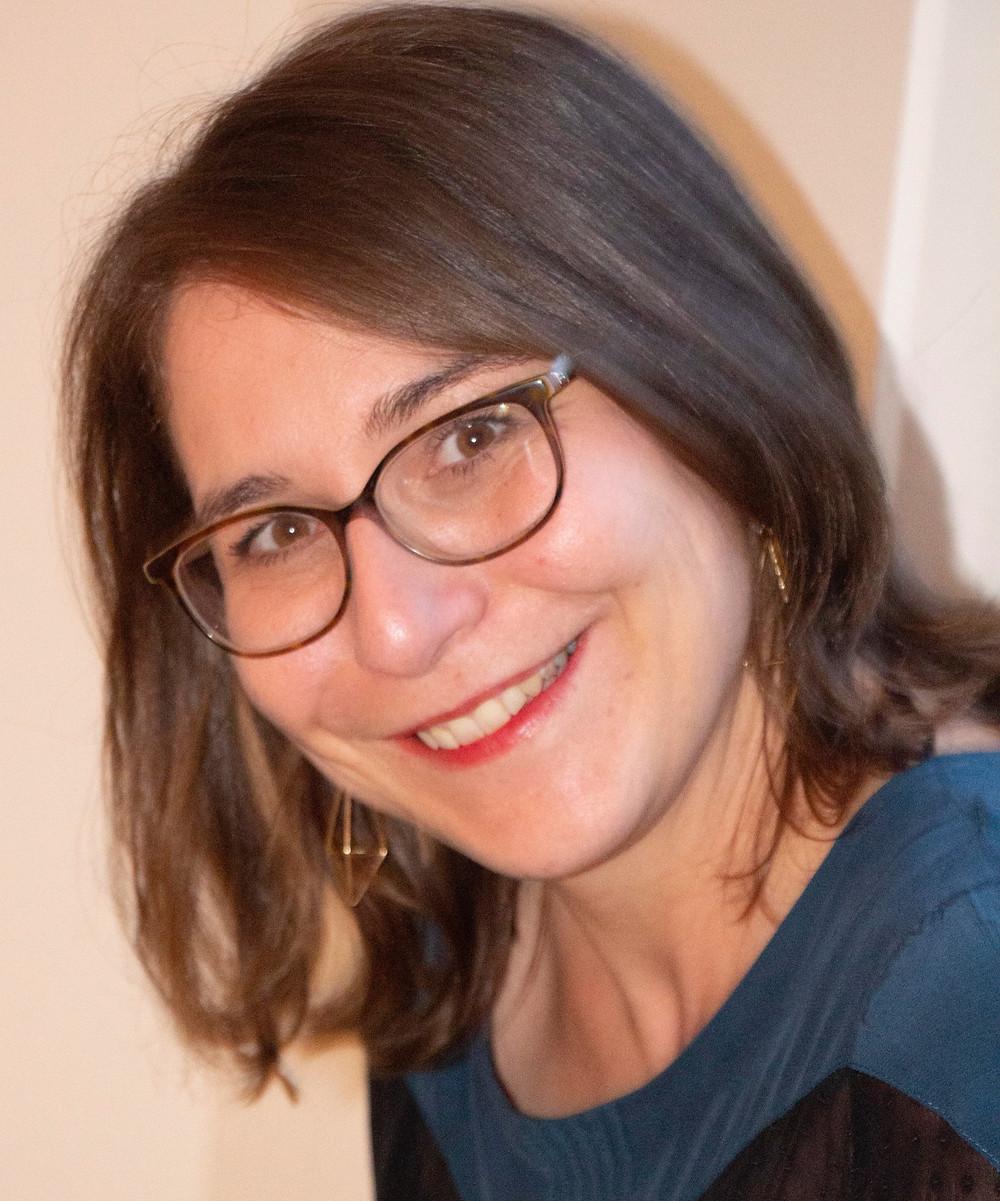 Emilie Cartier, l'expatriée qui a un double projet
