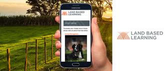 Land Based Learning platform
