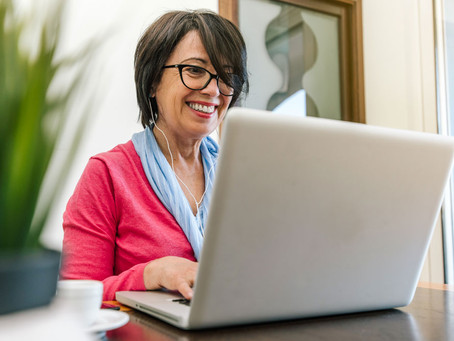 5 steps to successful online training