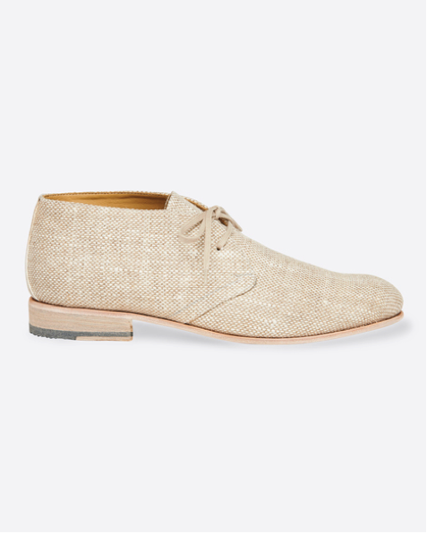 Billy Reid Linen Shoes