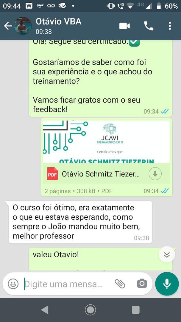 ALUNO OTAVIO