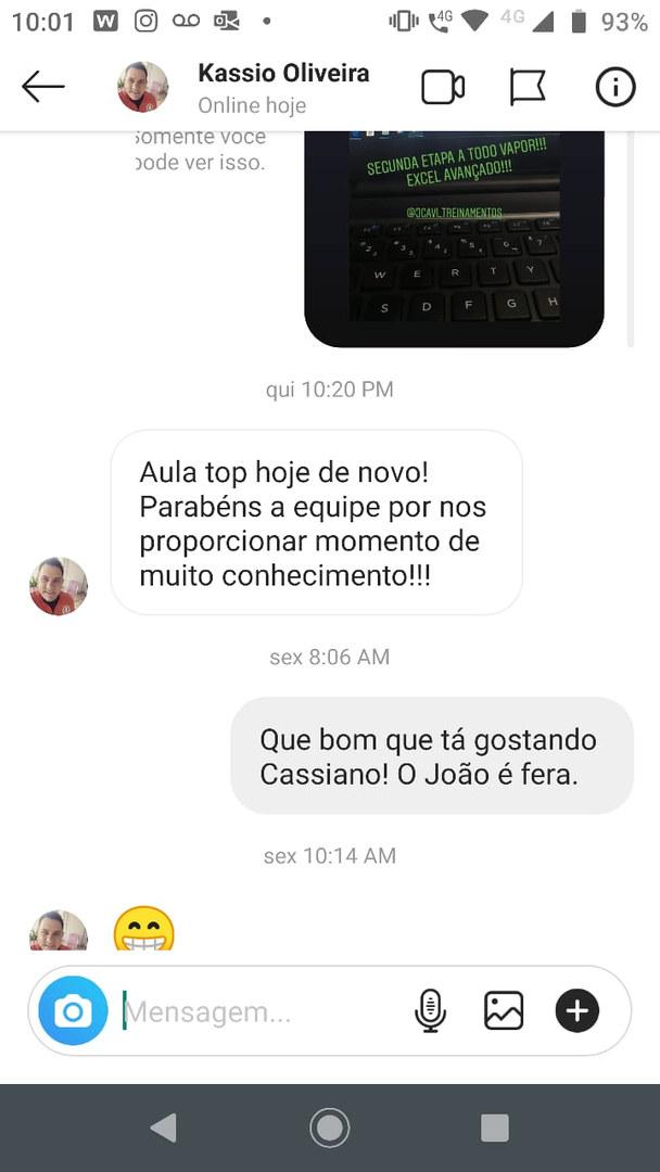 Aluno Cassiano