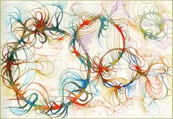 Floating-Colors-Ink-on-paper-cm50-x-cm30-2016