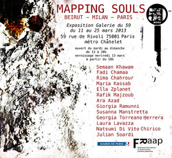 MAPPING SOULS