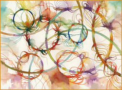 Floating-Colors-Ink-on-paper-cm40-x-cm50-2016