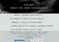 CYCLOPE - IDENTITES MEDITERRANENNEES