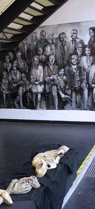 travellingart-arteinviaggio travelling travellingart arte art paris taci tais toi shut up 59rivoli 59 rivoli