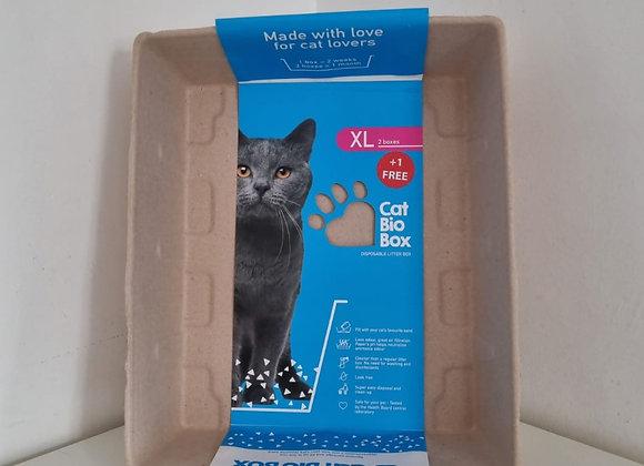 Cat Bio Box, 3 Pack
