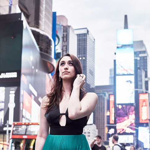 New York City Magazine Shoot