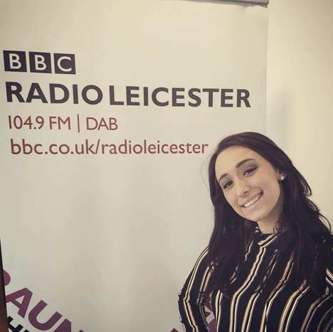 BBC Radio Leicester Interview