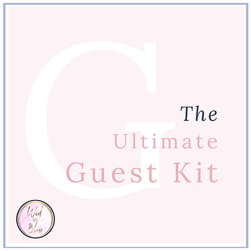 The Ultimate Guest Kit
