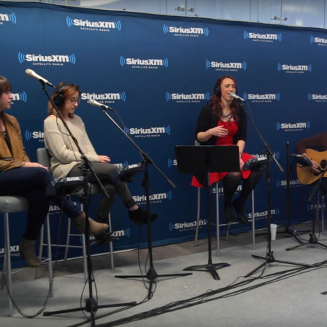 Sirius XM NYC Acoustic Performance