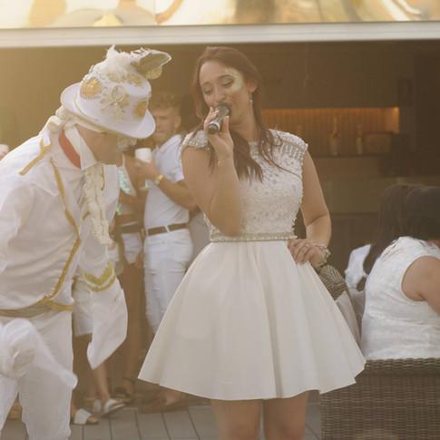 'Olivia's La Cala' White Party