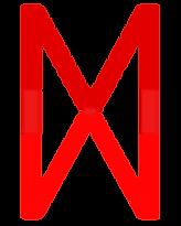 Mark Michael m m red logo for website.pn