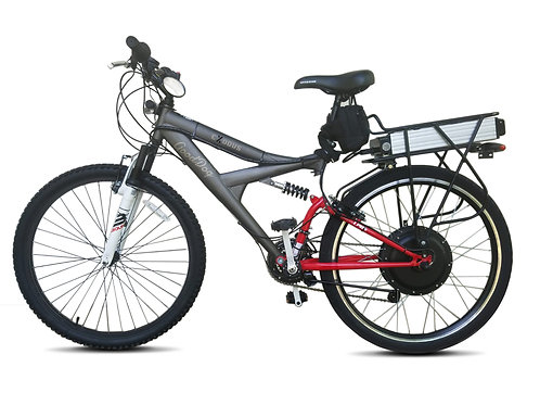 GoodDog EXODUS Electric Mountain Bike