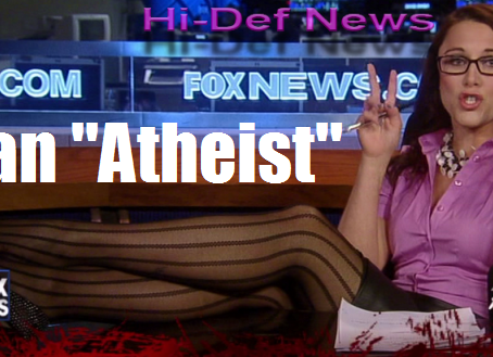 "S.E Cupp the ""Atheist"""