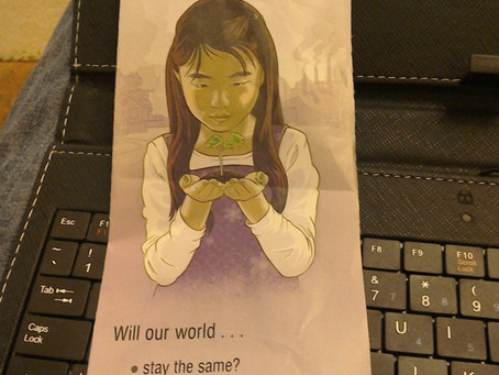 How do you view the future? (Jehovah's Witness Leaflet)
