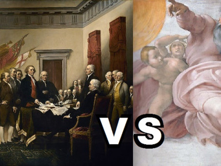 Bible vs Democracy