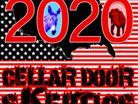 Cellar Door Skeptics 156: Predicting 2020 and The Competition