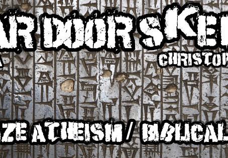 Cellar Door Skeptics #77: Normalize Atheism / Biblical Justice