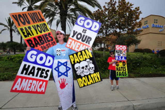 Children Holding Signs Like this Angers Atheists