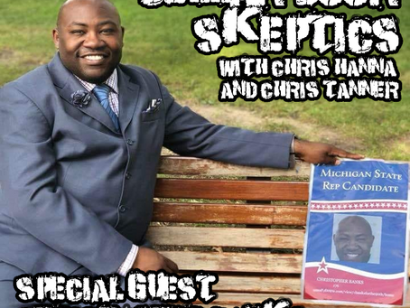 Cellar Door Skeptics 166: Black History Month & More with The Triple C's