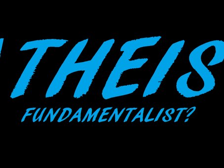 Is Atheism as Fundamentalist as Religion?