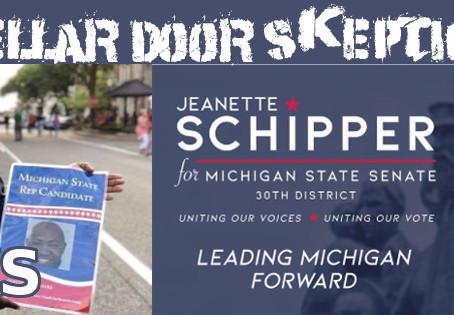Cellar Door Skeptics 148: Schipper and Banks Putting the D in Democrat
