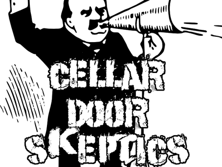 Cellar Door Skeptics #87: Muslim Travel Ban and An Angry Atheist
